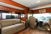 Motorhome A-30 Luxury - Couch mit Bettfunktion