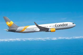 Condor Flug Frankfurt Anchorage
