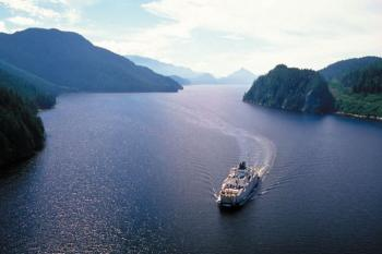 BC Ferries - Discovery Coast Passage zw. Bella Coola und Port Hardy