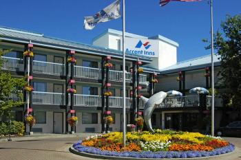 Accent Inn Vancouver Airport Hotel, BC, Kanada