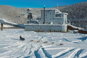 Dredge No. 4 nahe Dawson City