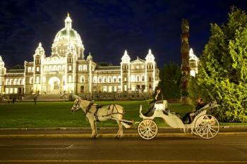 Victoria - Legislative Buildings